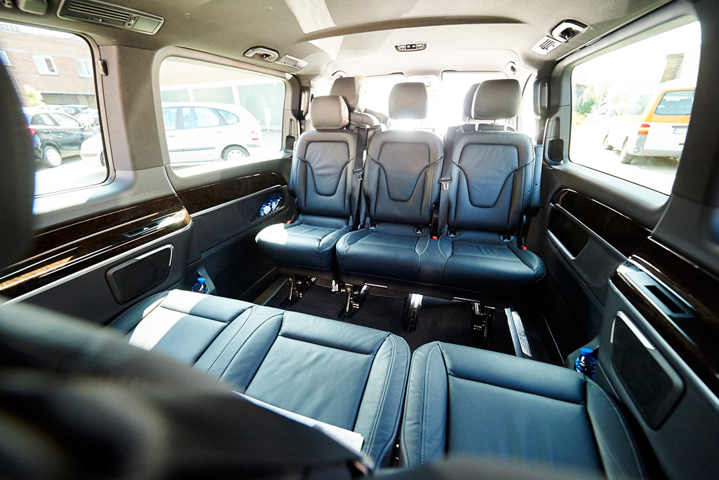 Fleet | Executive Minivans | Gallery 2