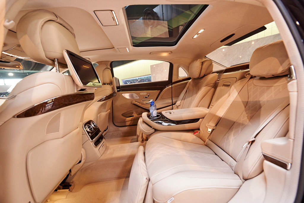 Fleet | Bespoke Sedan | Gallery 2